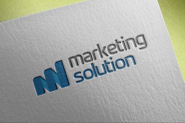 Identidade Visual: Marketing Solution