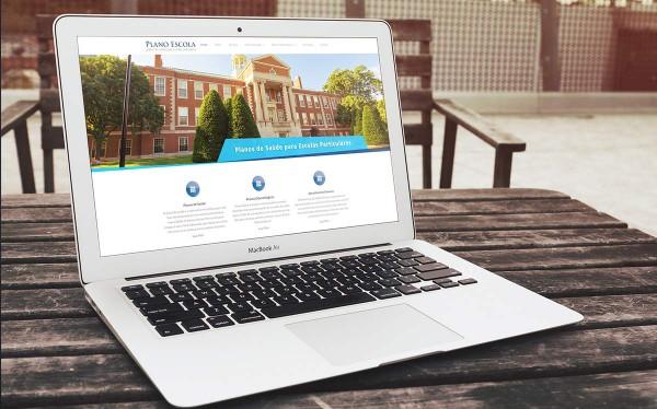Site: Plano Escola
